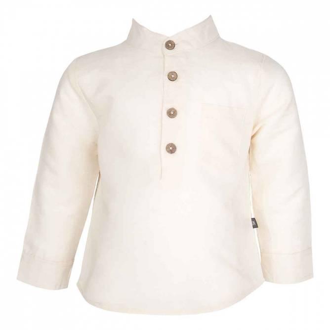 Bilde av thor antique white shirt