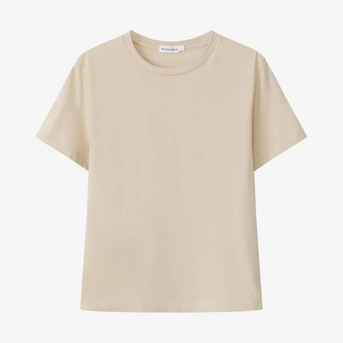 Bilde av T-shirt classic warm sand