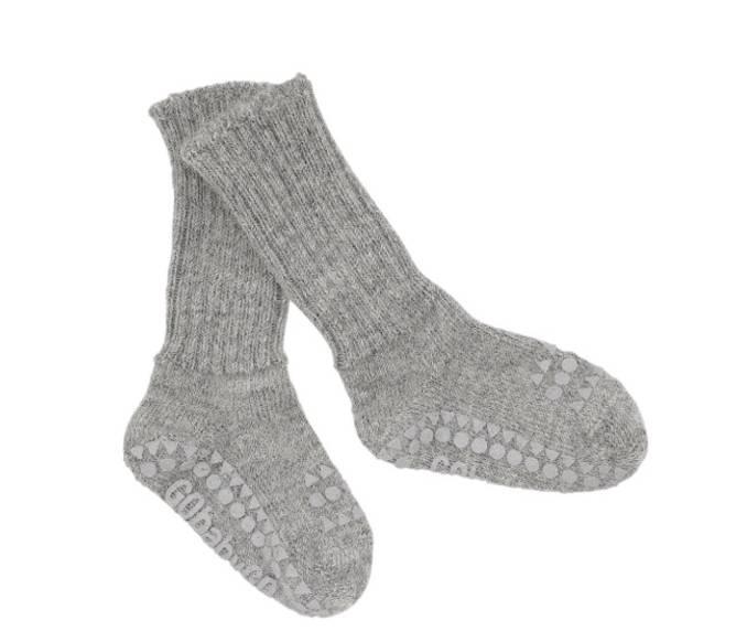 Bilde av Antiskli sokker Alpaca grey melange