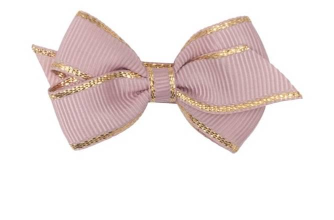 Bilde av viola 6 cm støvet rosa glimmer