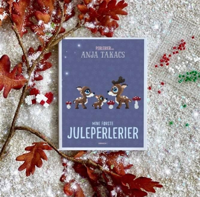Bilde av MINE FØRSTE JULEPERLERIER